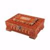 حافظ نفیس جلد چرمی و جعبه چوبی LH23