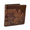 کیف پول چرم طبیعی مدل LPS2-2