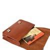 کیف اداری چرم طبیعی مدل L73