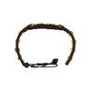 دستبند چرم ماه تولد شهریور کد BR280-6-4